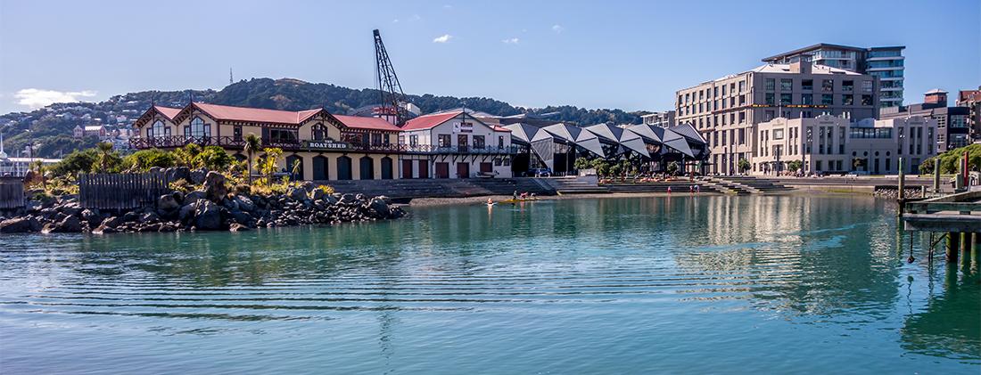 Centre-ville de Wellington