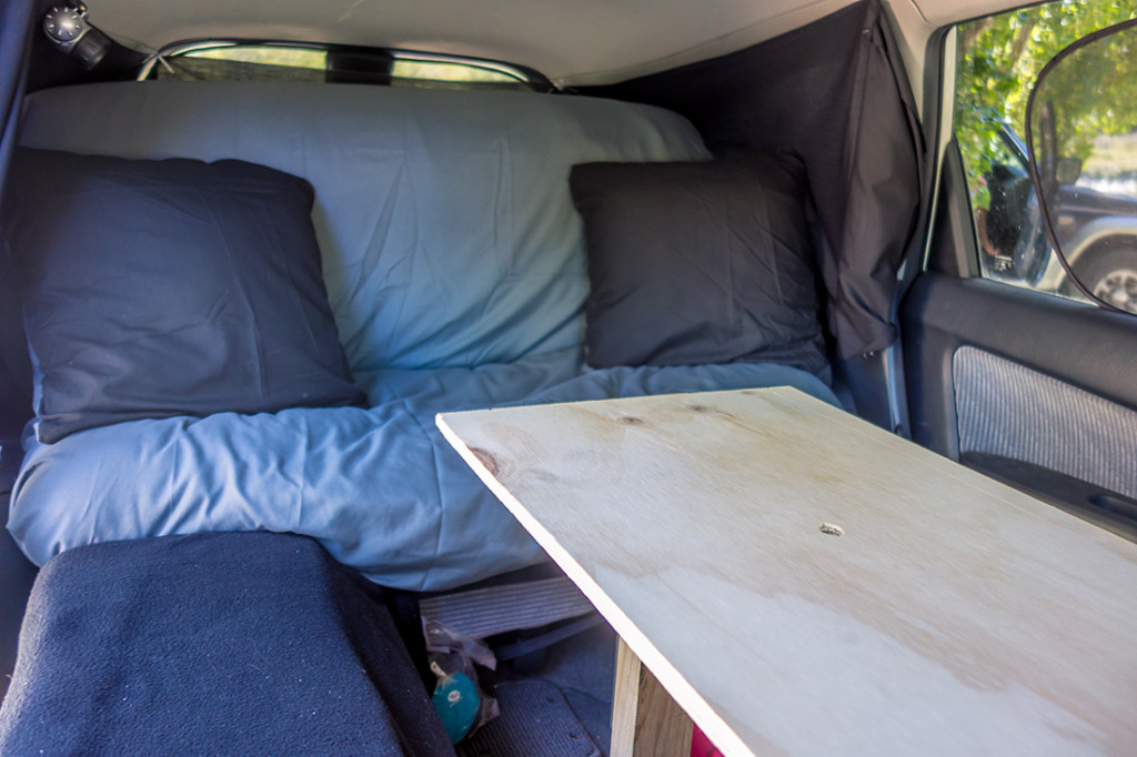 Avec couettes et oreillers pour un confort maximal!